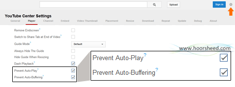 YouTubeCenterAutoPlay