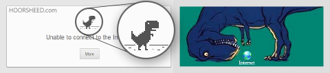google chrome dinosaur1